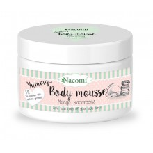 Nacomi-Body-Mousse-Mango-Macarons-ujędrniający-mus-do-ciała-180-ml-drogeria-internetowa-puderek.com.pl