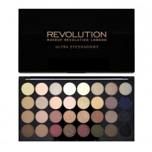 Makeup Revolution Flawless paleta 32 cieni do powiek