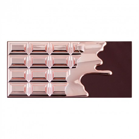 Makeup Revolution Chocolate Rose Gold paleta cieni do powiek