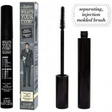 The Balm TheBalm Tall, Dark and Handsome Maskara Black