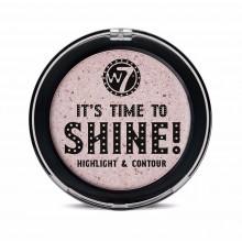 W7-It's-Time-To-Shine!-rozświetlacz-do-twarzy-drogeria-internetowa-puderek.com.pl