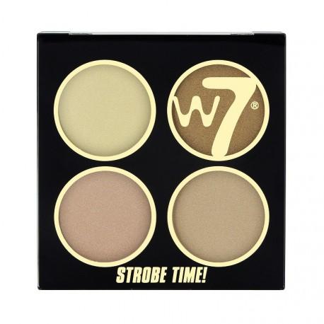 W7-Strobe-Time!-Vivid-Glow-paleta-rozświetlaczy-drogeria-internetowa-puderek.com.pl