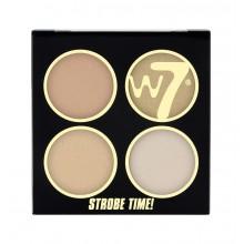 W7-Strobe-Time!-It's-Glow-Time-paleta-rozświetlaczy-drogeria-internetowa-puderek.com.pl