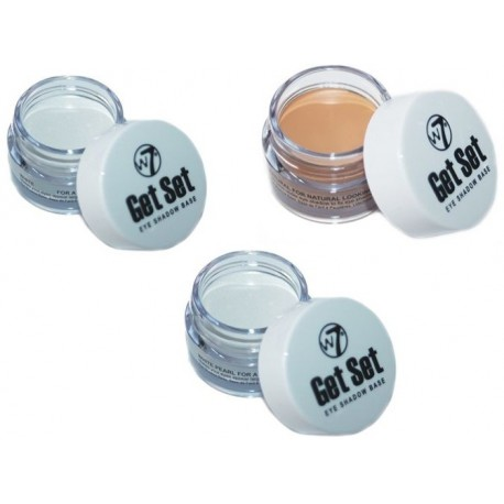 W7 Get Set Eyeshadow Base baza pod cienie do powiek