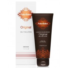 Fake Bake Original Self-Tan Lotion - Medium - lotion samoopalający, samoopalacz 170 ml