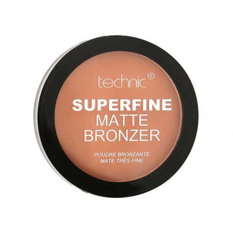Technic Superfine Matte Bronzer - Dark - matowy bronzer