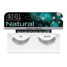 Ardell Natural 109 Black sztuczne rzęsy pełne paski