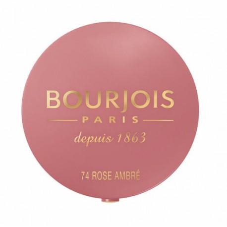 Bourjois-Blush-Pastel-74-Rose-Ambre-wypiekany-róż-drogeria-internetowa-puderek.com.pl