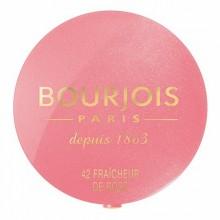 Bourjois-Blush-Pastel-42-Fraicheur-De-Rose-wypiekany-róż-drogeria-internetowa-puderek.com.pl