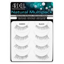 Ardell-Natural-Multipak-Babies-Black-4-pary-sztuczne-rzęsy-pełne-drogeria-internetowa-puderek.com.pl