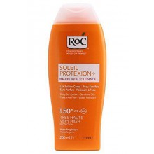 RoC-Soleil-Protexion-High-Tolerance-Body-Sun-Lotion-SPF-50+-balsam-ochronny-200-ml-drogeria-internetowa-puderek.com.pl
