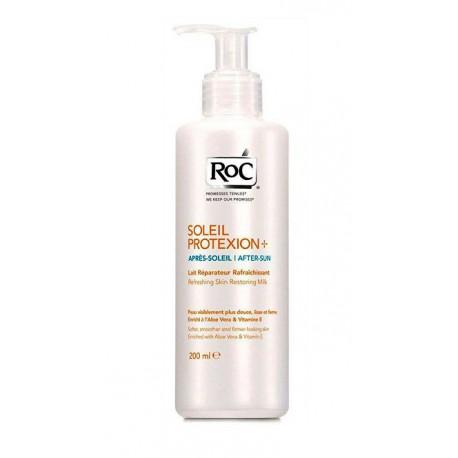 RoC Soleil Protexion+ After-Sun Refreshing Skin Restoring Milk  - mleczko po opalaniu 200 ml