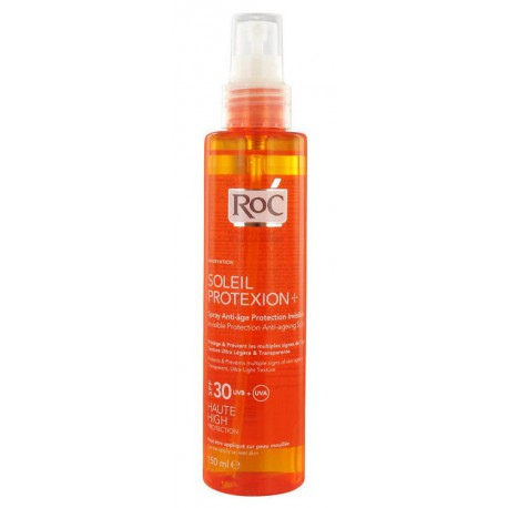 RoC Soleil-Protect Invisible Protection Anti-Ageing Spray SPF 30 - spray ochronny 150 ml