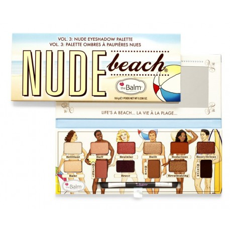 The-Balm-TheBalm-Nude-Beach-Palette-paleta-12-cieni-cienie-do-powiek-drogeria-internetowa-puderek.com.pl