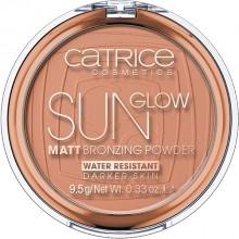 Catrice Sun Glow Matt Bronzing Powder matowy puder brązujący 020