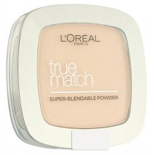 Loreal True Match Powder  Puder prasowany D3/W3 Golden Beige