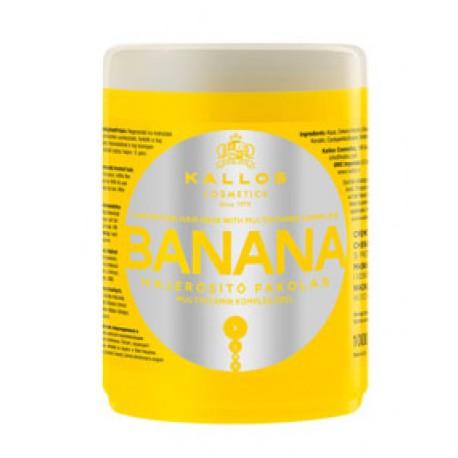 Kallos-Banana-maska-bananowa-kompleks-multiwitamin-1000-ml-drogeria-internetowa-puderek.com.pl