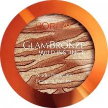 Loreal-Glam-Bronze-Wild-Instinct-301-Light-puder-brązujący-drogeria-internetowa-puderek.com.pl