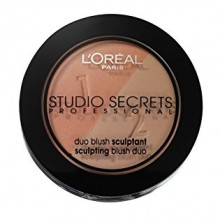 Loreal Duo Blush Sculptant - 80 Light Skin - zestaw do konturowania