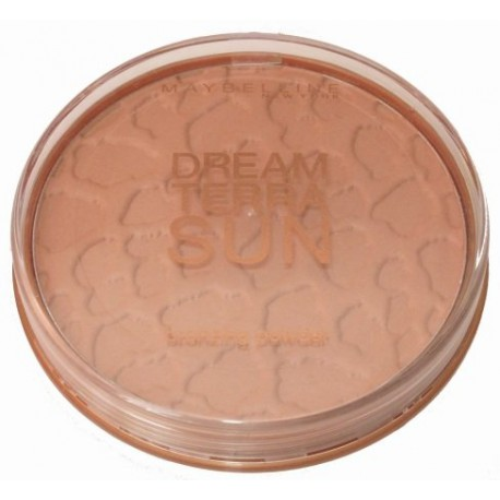 Maybelline Dream Terra Sun - Cheetah - puder brązujący