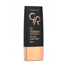 Golden Rose HD Foundation - 101 Porcelain - podkład High Definition