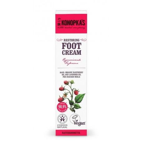 Dr. Konopka's Restoring Foot Cream - Regenerujący krem do stóp 75 ml