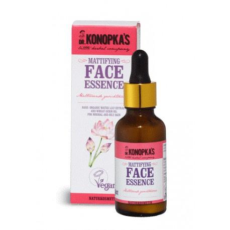Dr. Konopka's Mattifying Face Essence - matująca esencja do cery tłustej i mieszanej 30 ml