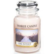 Yankee-Candle-Lake-Sunset-słoik-duży-świeca-zapachowa-drogeria-internetowa-puderek.com.pl