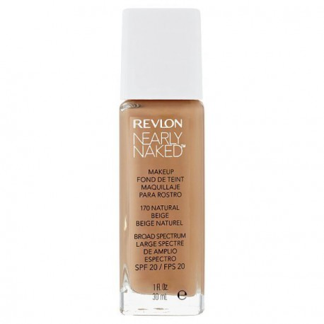 Revlon-Nearly-Naked-podkład-170-Natural-Beige
