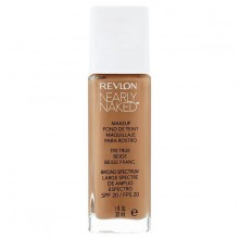 Revlon Nearly Naked podkład 190 True Beige