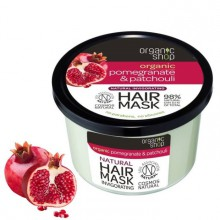 Organic-Shop-Organiczny-Granat-i-Paczula-maska-do-włosów-250-ml-drogeria-internetowa-puderek.com.pl