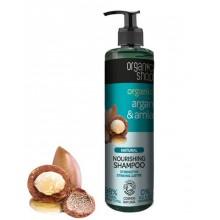 Organic-Shop-Organiczny-Argan-i-Amla-szampon-do-włosów-280-ml-drogeria-internetowa-puderek.com.pl