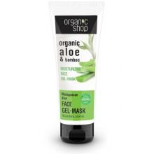 Organic-Shop-Aloes-Madagaskaru-nawilżająca-żelowa-maska-do-twarzy-drogeria-internetowa-puderek.com.pl