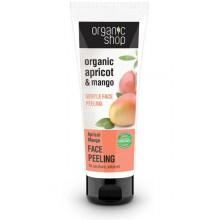 Organic-Shop-Organiczna-morela-i-mango-delikatny-peeling-enzymatyczny-drogeria-internetowa-puderek.com.pl