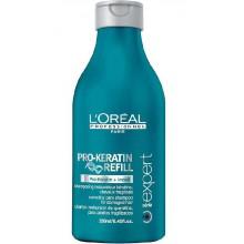 Loreal-Expert-Pro-Keratin-Refill-keratynowy-szampon-odbudowujący-250-ml-drogeria-internetowa-puderek.com.pl
