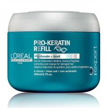 Loreal-Expert-Pro-Keratin-Refill-keratynowa-maska-odbudowująca-200-ml-drogeria-internetowa-puderek.com.pl