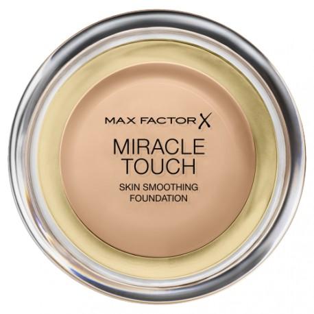 Max-Factor-Miracle-Touch-Skin-Smoothin-Foundation-45-Warm-Almond-Podkład-w-kompakcie-drogeria-internetowa-puderek.com.pl