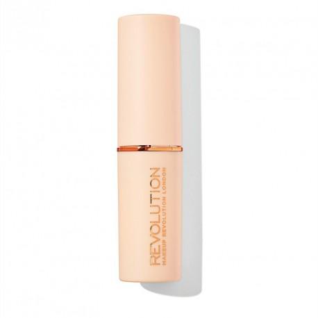 Makeup Revolution Fast Base Stick Foundation - F3 - kryjący podkład w sztyfcie