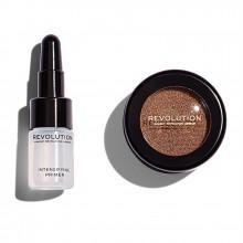 Makeup Revolution Flawless Foils - Conflict - foliowy cień do powiek