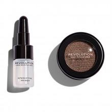 Makeup Revolution Flawless Foils - Overcome - foliowy cień do powiek