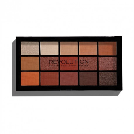 Makeup Revolution Reloaded - Iconic Fever - paleta 15 cieni do powiek