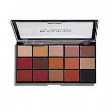 Makeup Revolution Reloaded - Iconic Vitality - paleta 15 cieni do powiek