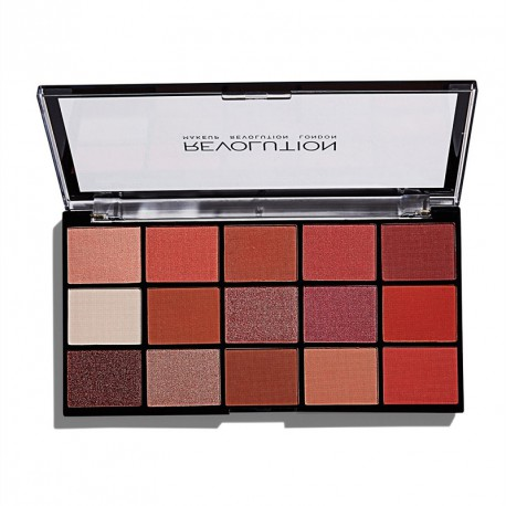 Makeup Revolution Reloaded - Newtrals 2 - paleta 15 cieni do powiek