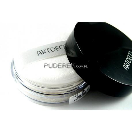 Artdeco Fixing Powder Sypki puder utrwalający makijaż transparentny