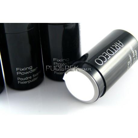 Artdeco Fixing Powder Sypki puder utrwalający makijaż transparentny wkład