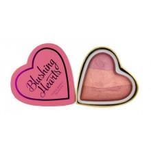 Makeup-Revolution-Blushing-Hearts-Candy-Queen-serduszko-wypiekany-róż-drogeria-internetowa-puderek.com.pl