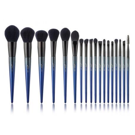 Jessup-T263-Royal-Blue-Brush-Set-zestaw-pędzli-do-makijażu-pędzle-do-makijażu-drogeria-internetowa-puderek.com.pl