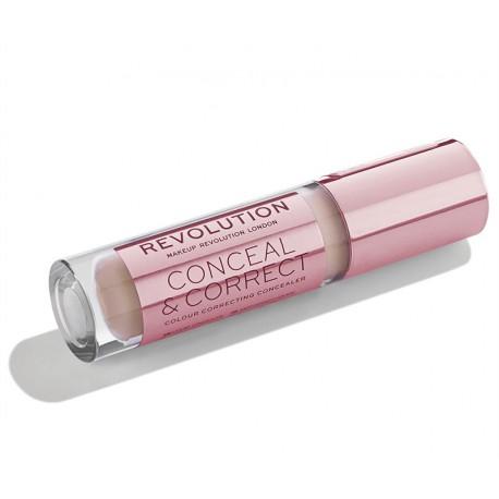 Makeup Revolution Conceal & Correct - Banana - korektor korygujący