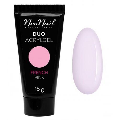 Neonail Duo Acrylgel French Pink - akrylożel do przedłużania paznokci 15 g