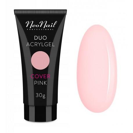 Neonail Duo Acrylgel Cover Pink - akrylożel do przedłużania paznokci 30 g